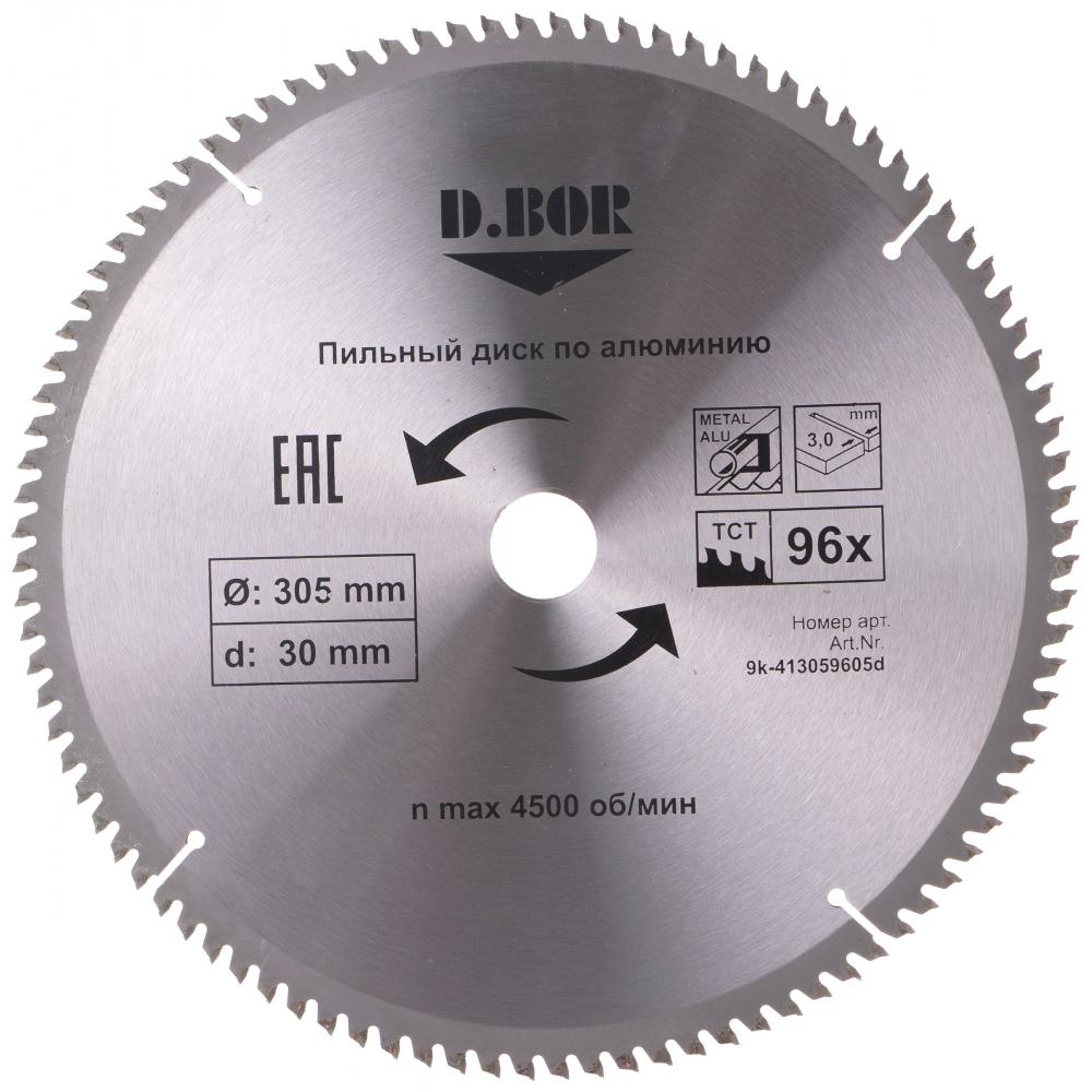 Диск пильный по алюминию (305х30 мм; z96)