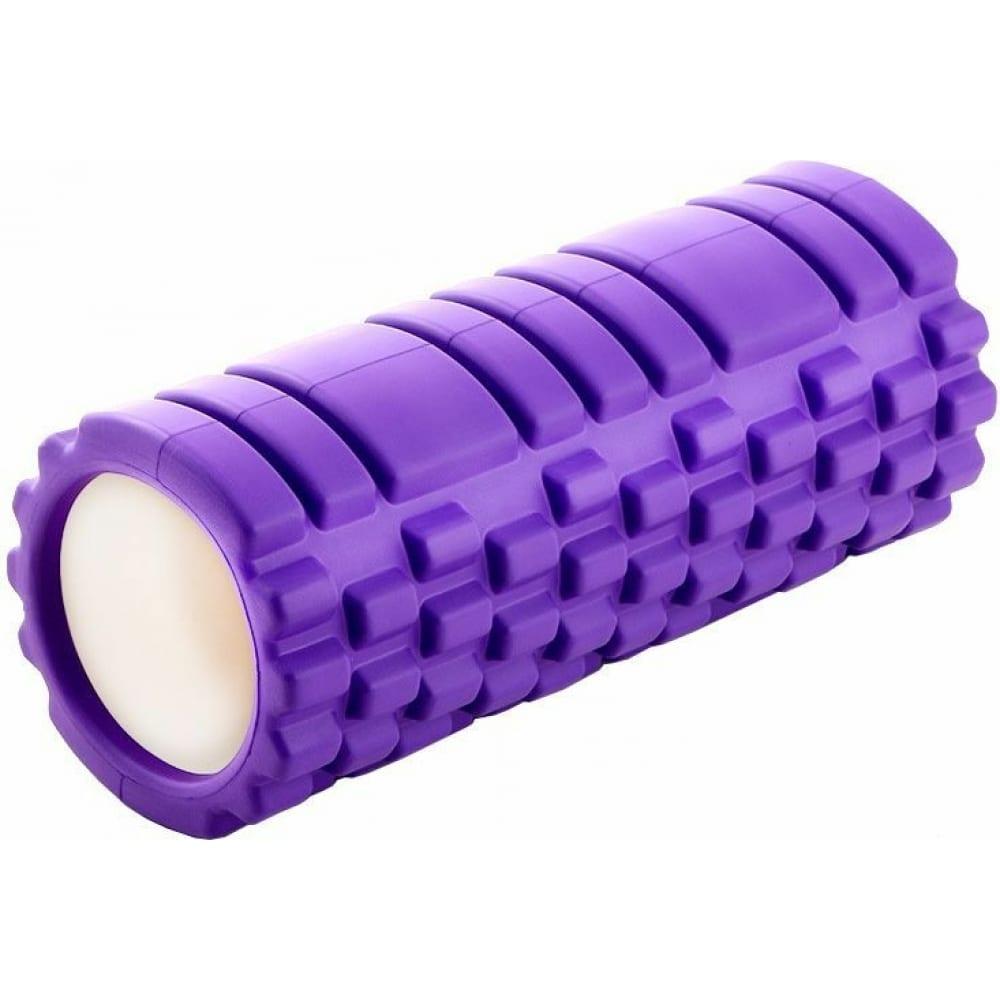 Валик для фитнеса bradex туба фиолетовый sf 0336