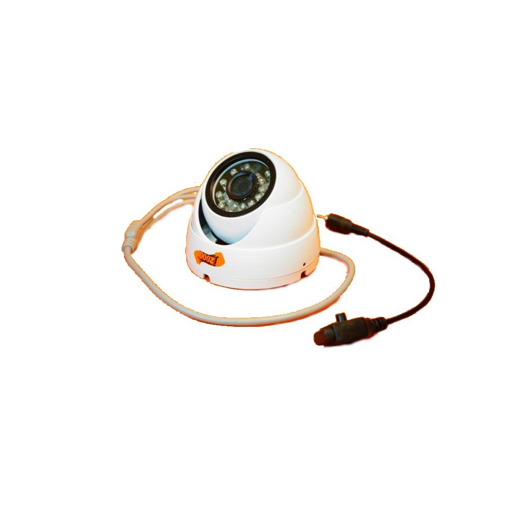 Уличная антивандальная купольная mhd видеокамера j2000 mhd2dm15