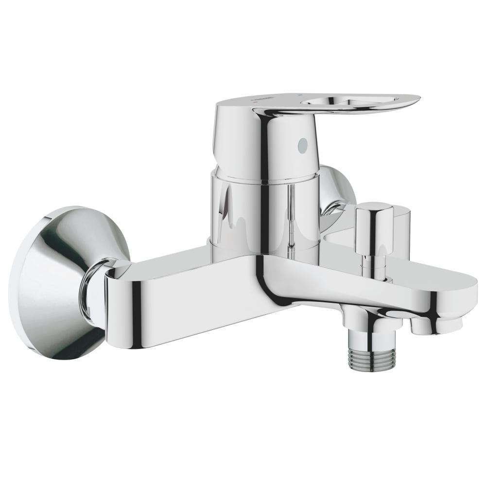 Смеситель для ванны grohe bauloop 23341000  - купить со скидкой