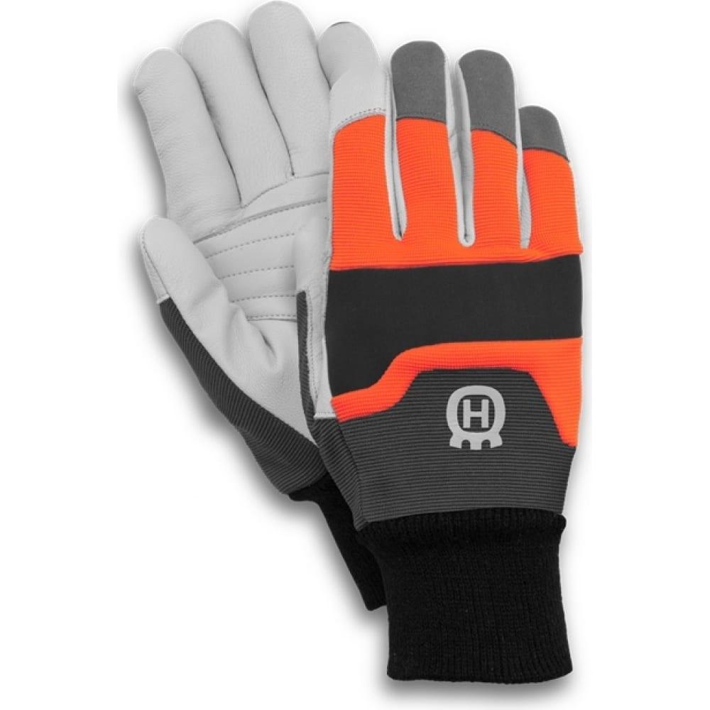 Купить Перчатки husqvarna functional с защитой от порезов бензопилой, р.9 5950039-09