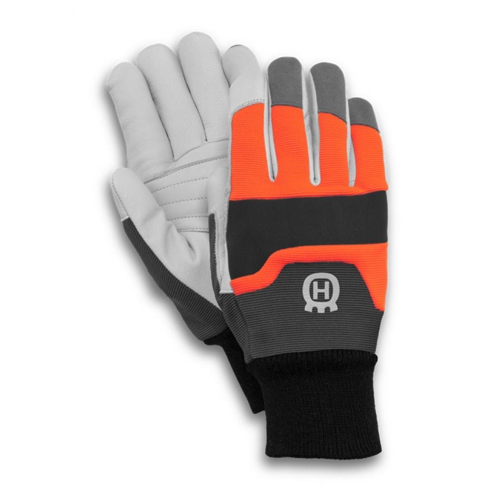 Купить Перчатки husqvarna functional с защитой от порезов бензопилой, р.8 5950039-08