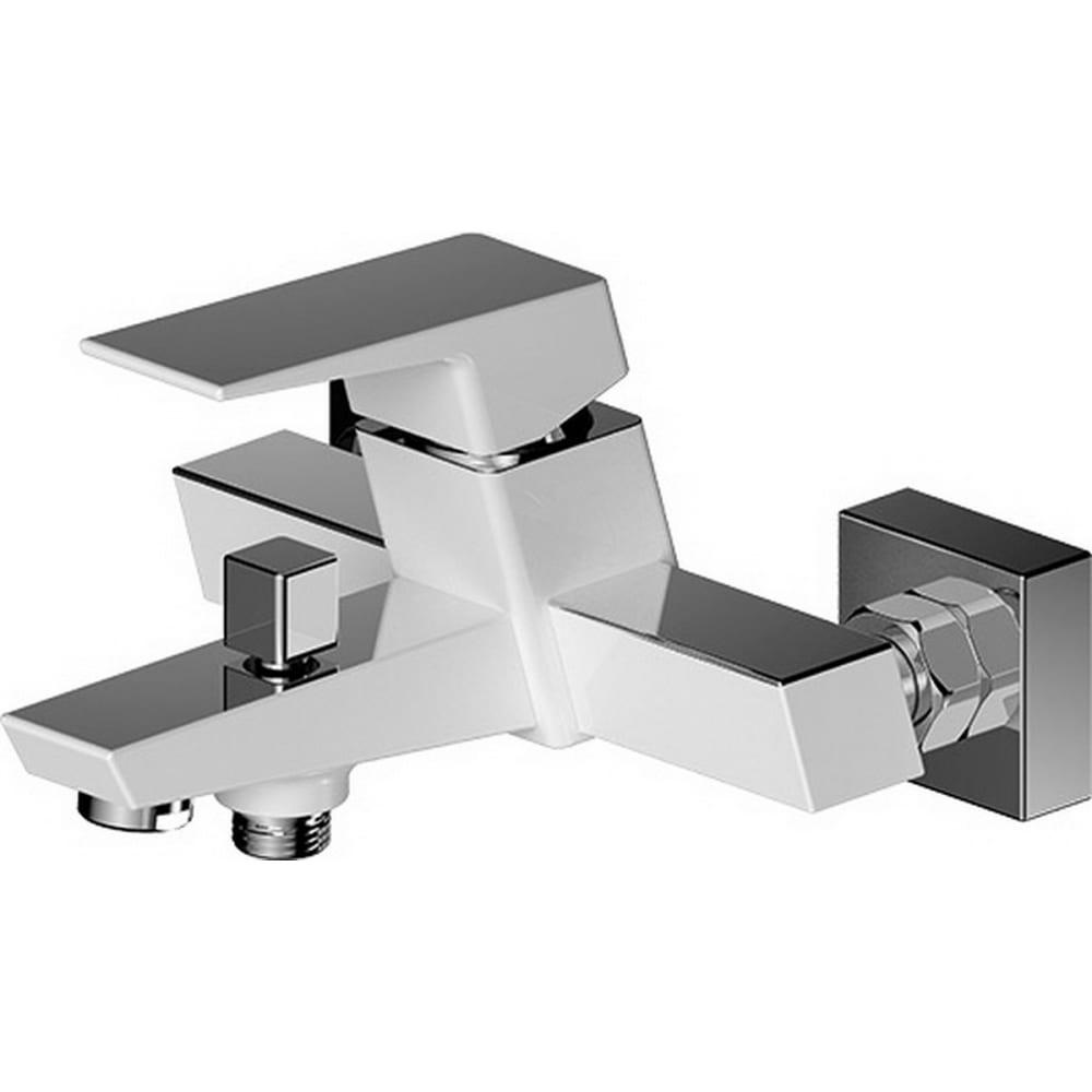 Смеситель для ванны argo grano, хром/белый, d-35 35755