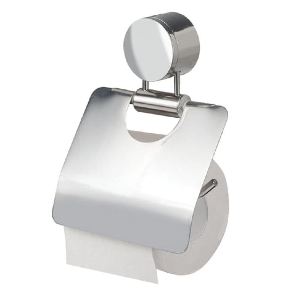 Держатель для туалетной бумаги лайма нержавеющая сталь, зеркальный, 601620  - купить со скидкой