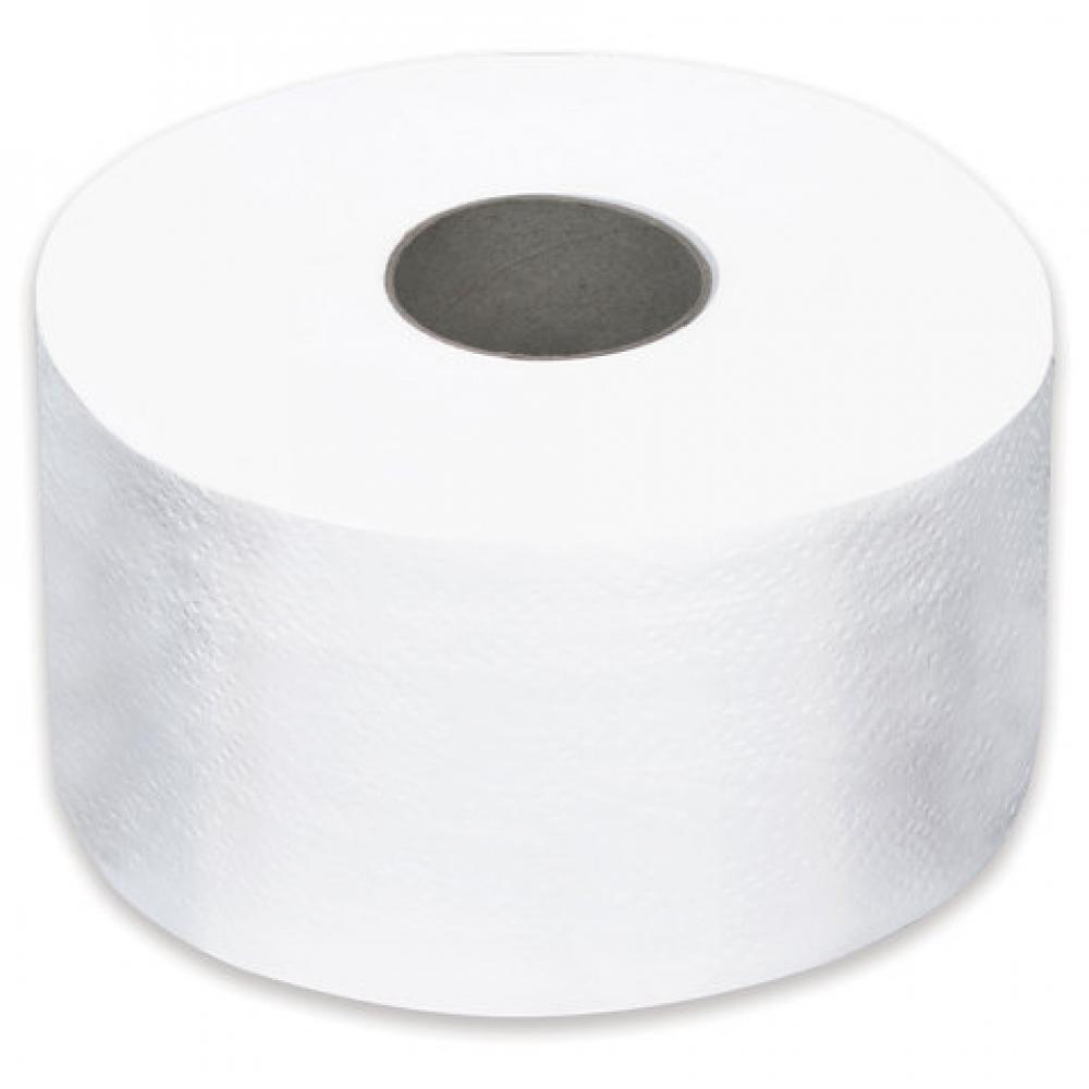 Купить Туалетная бумага лайма 170 м, комплект 12 шт., люкс, 2-х слойная, белая, 126092