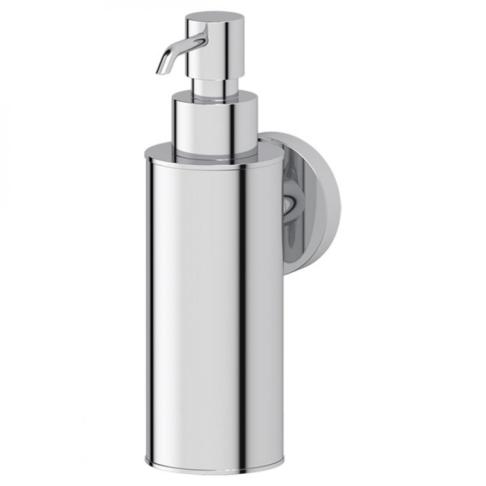 Дозатор жидкого мыла artwelle хром har 016