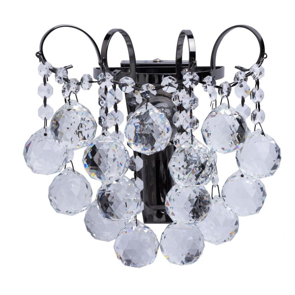 Купить Бра mw light 232027901 жемчуг 1*60w e14 220 v
