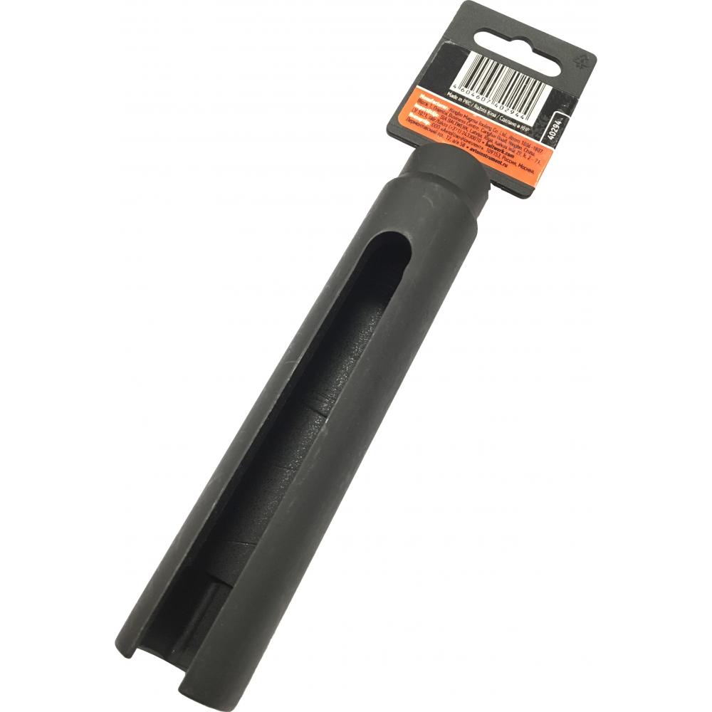 Разрезная головка удлиненная кислородного датчика автоdело 22 мм dr1/2 l=150 мм 40294 15847  - купить со скидкой