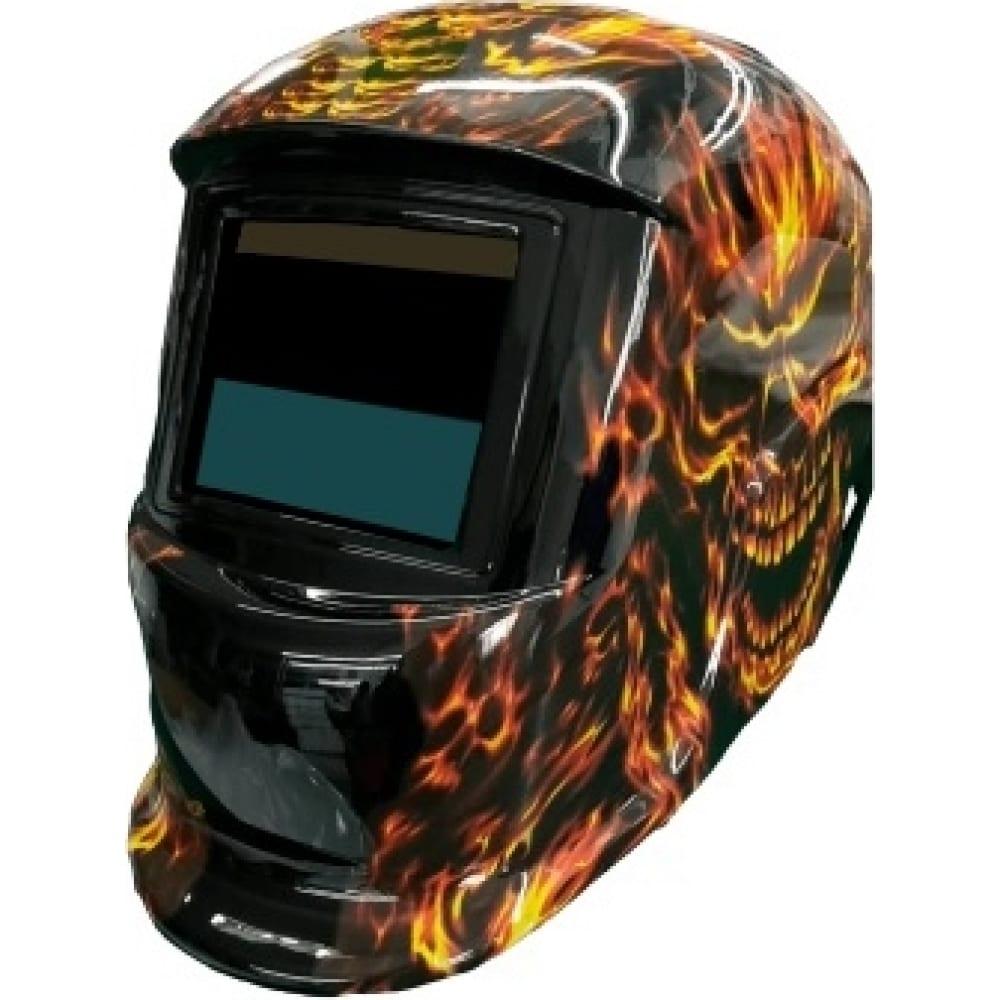 Купить Маска brima хамелеон на-1110о mega огненный череп 0014619