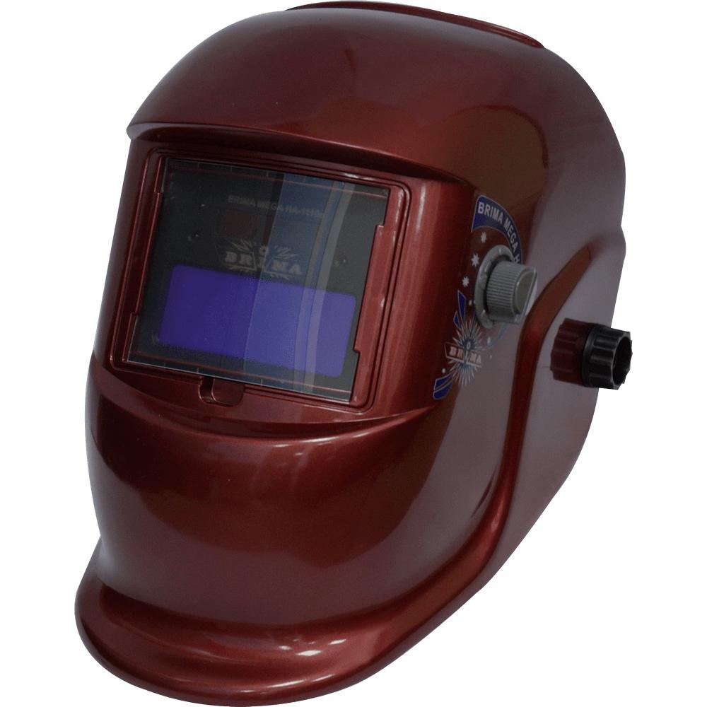 Купить Маска brima хамелеон на-1110о mega красная 0014611