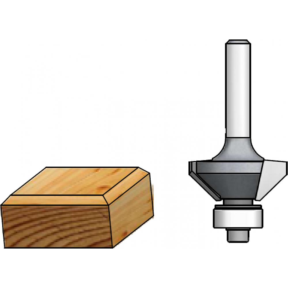 Фреза фаска угловая 45 градусов (13х50