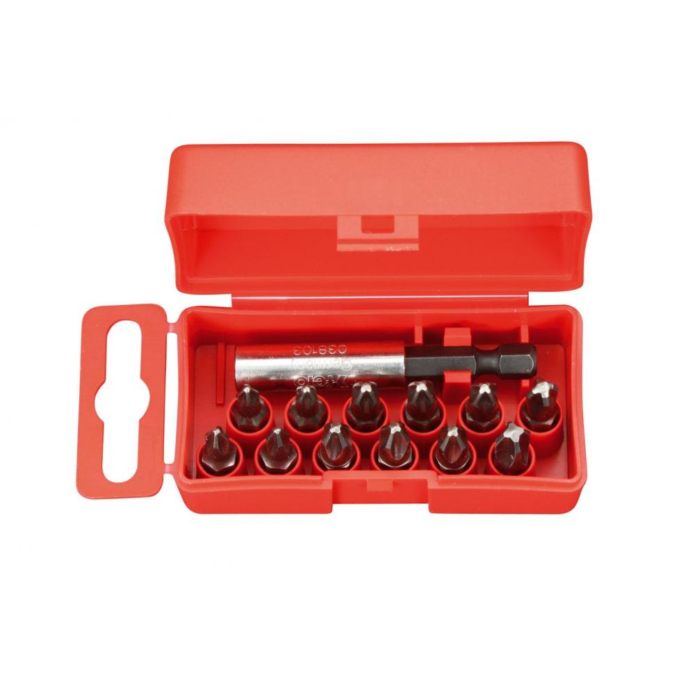 Купить Набор бит industrial (ph/pz; 25 мм; 13 шт.) felo 02291016