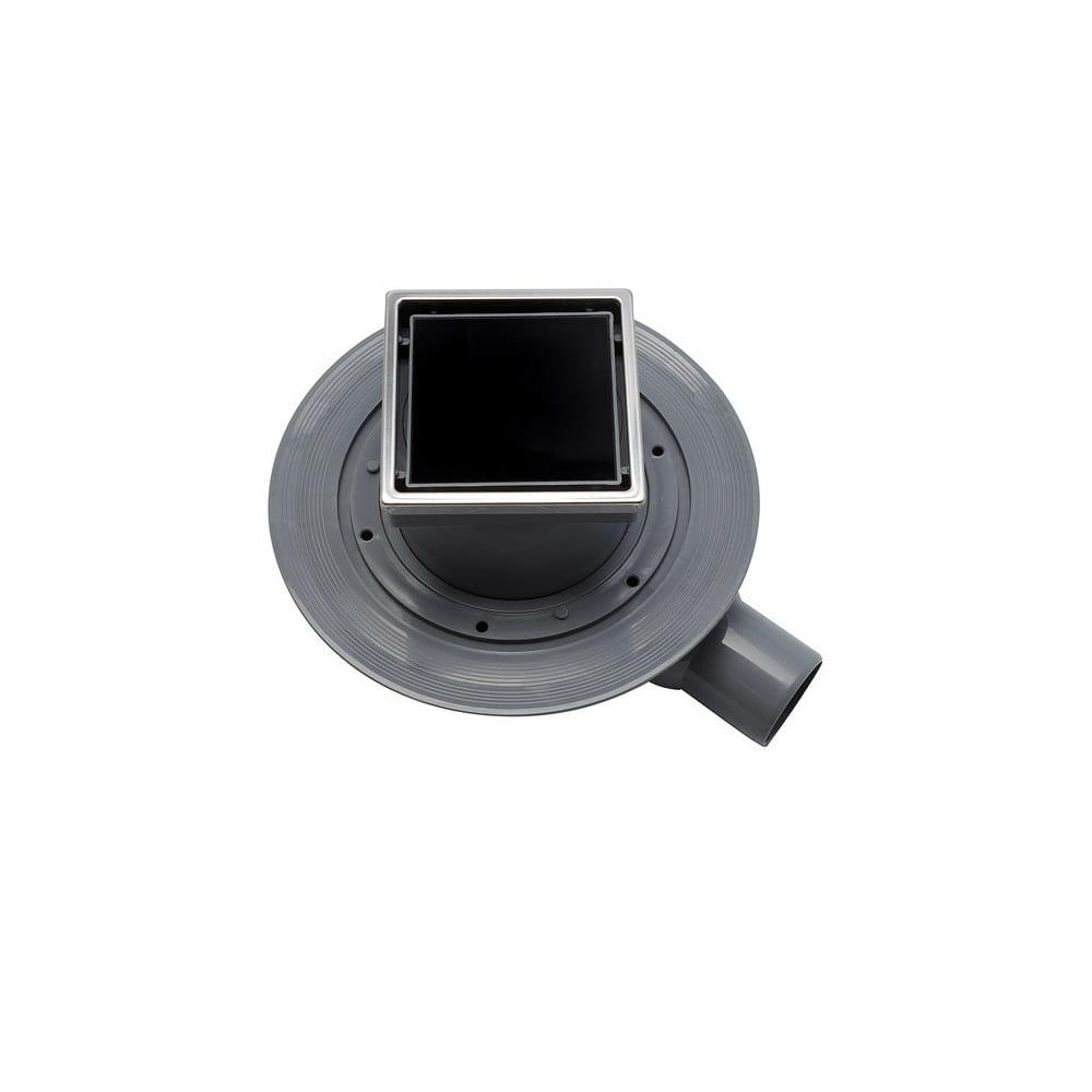 Купить Душевой трап pestan confluo standard dry 1 black glass 13000101