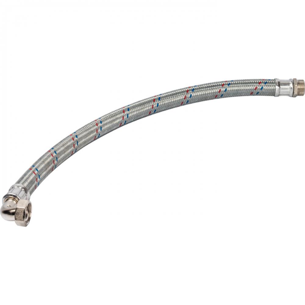 Купить Гибкая подводка для воды нр 1 х вр 1 , угловая stout rg008p0sn0rmj3