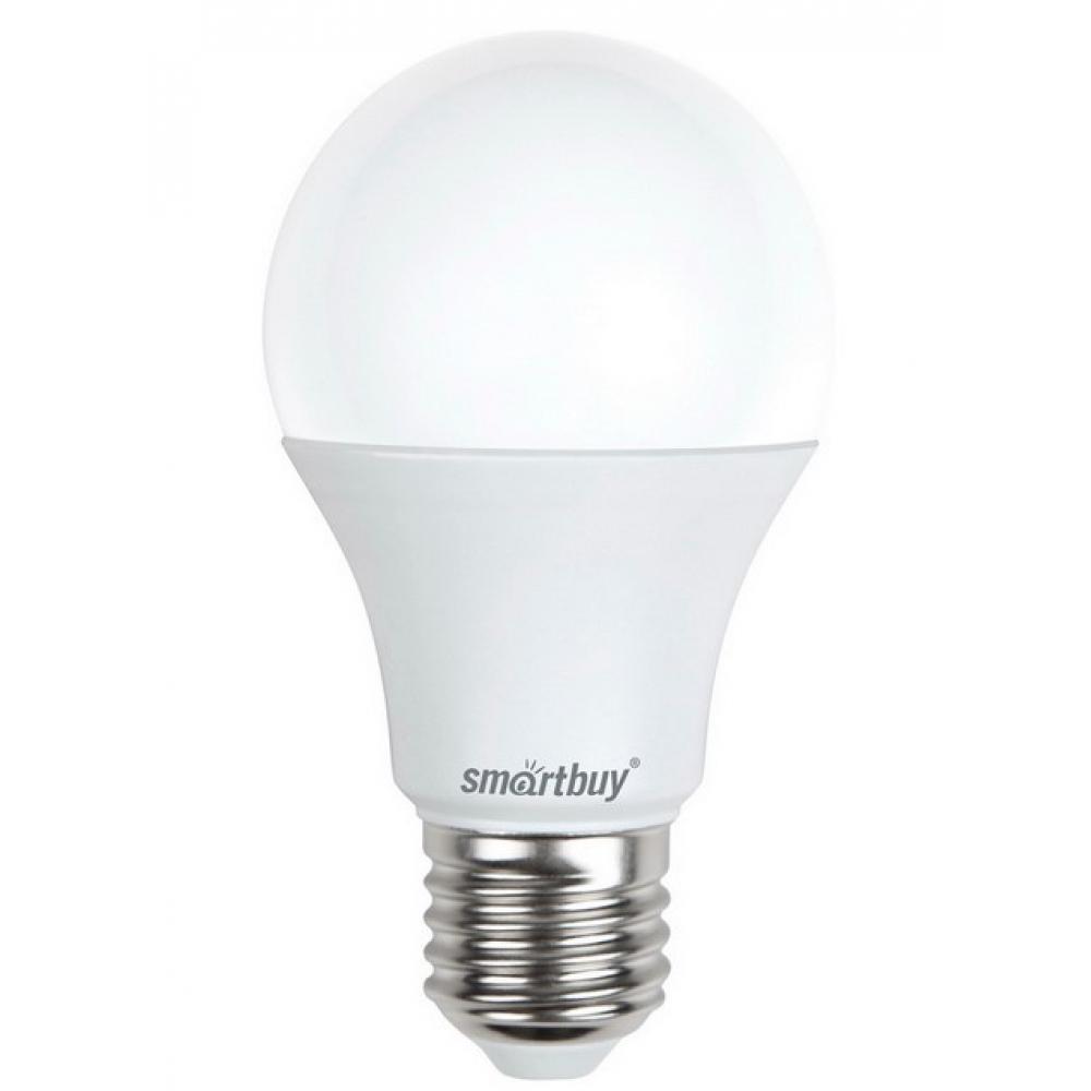Светодиодная лампа smartbuy led a6015w/3000/e27 sbl-a60-15-30k-e27