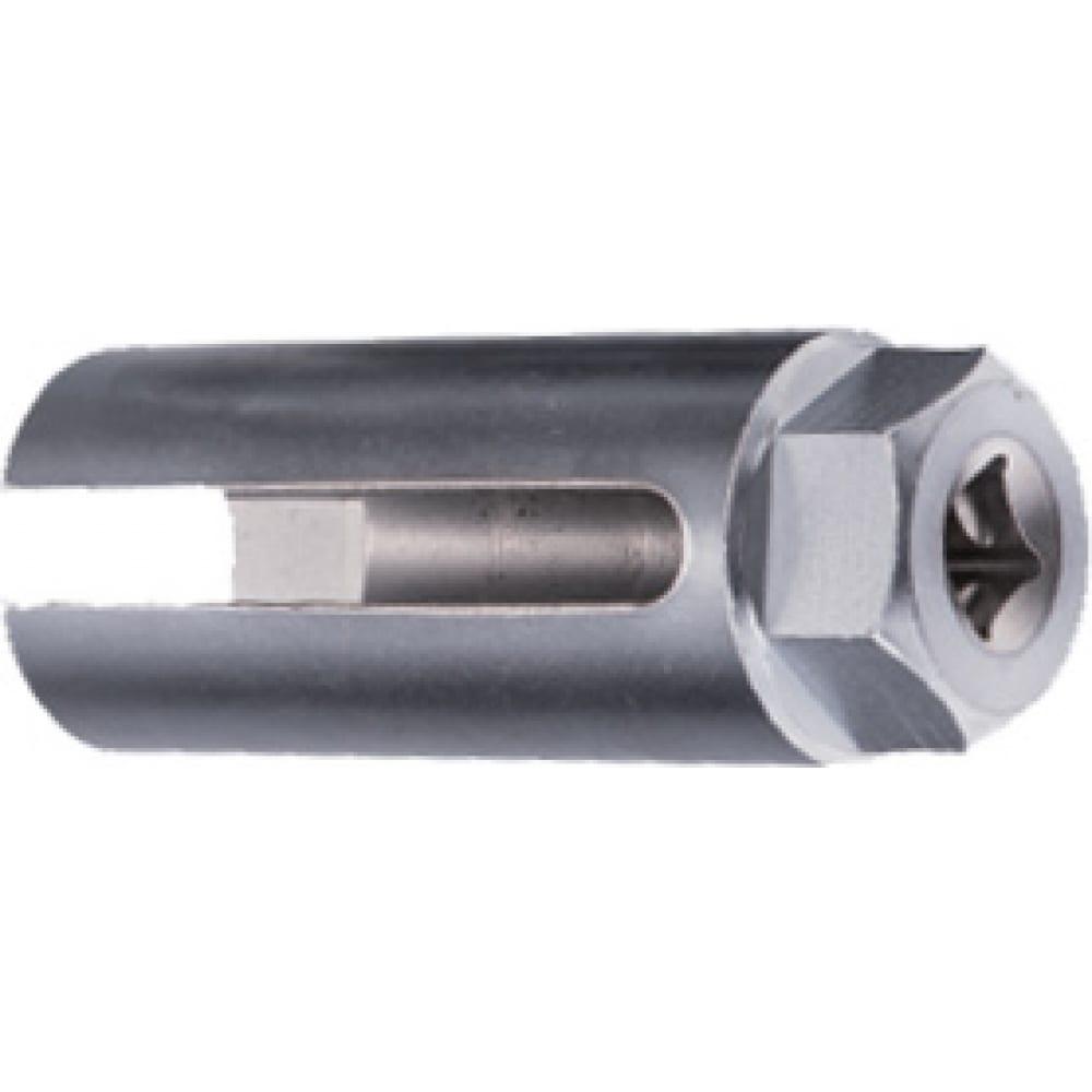 Купить Головка для датчика кислорода лямбда-зонда av steel 3/8 22x80мм 8мм av-920036