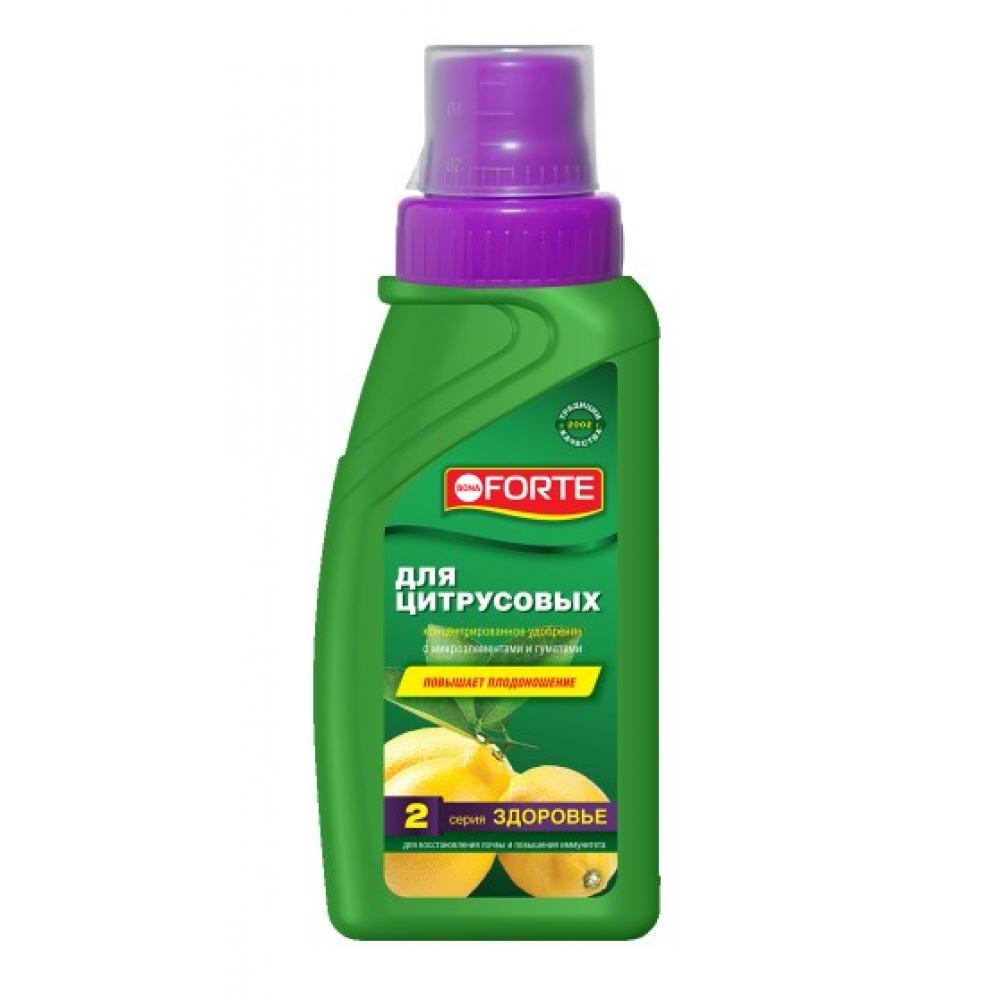 Удобрение для цитрусовых bona forte здоровье, 285 мл bf21060191