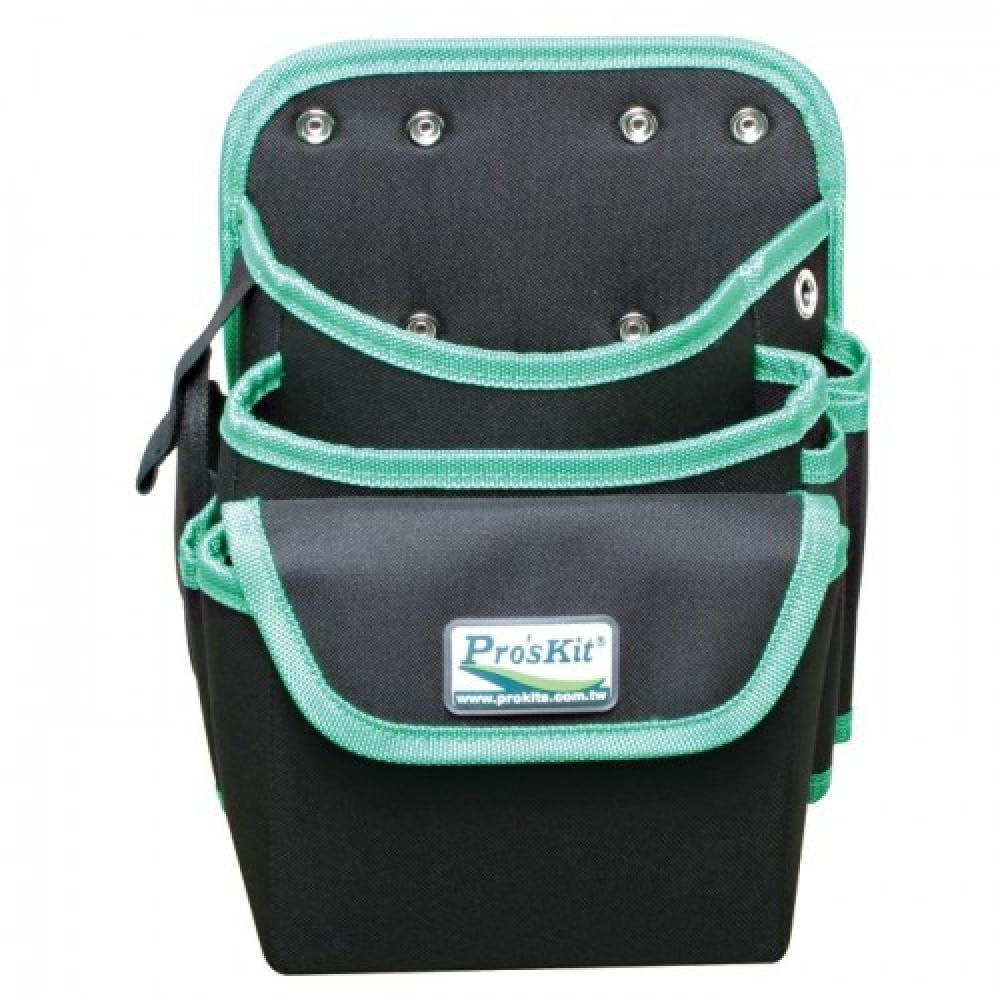 Поясная сумка для инструмента proskit st-5105 00275752  - купить со скидкой