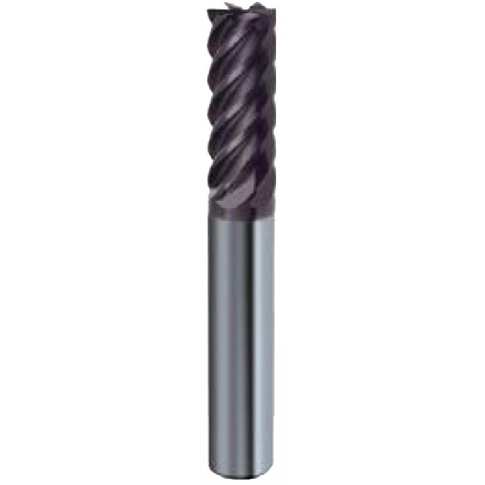 Фреза многозубая super line gh100u (8 мм; твердый сплав; тип nh; fire) guhring 5745 8, 000