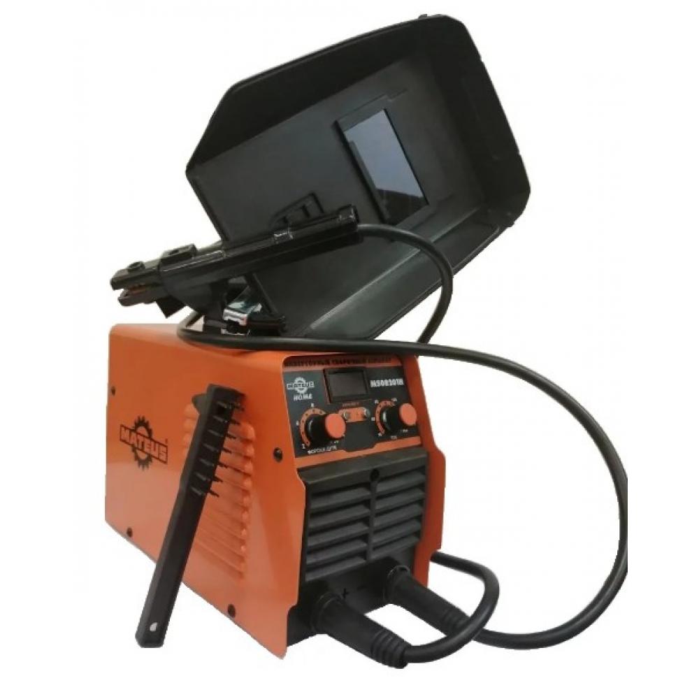 Сварочный инверторный аппарат mateus mma-160 ms08201h  - купить со скидкой