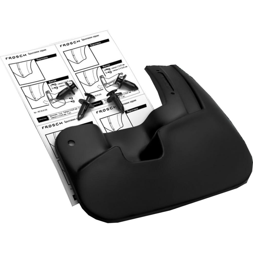 Купить Передние брызговики geely gc6, 2014- сед. 2 шт. в пакете frosch nlf.75.12.f10
