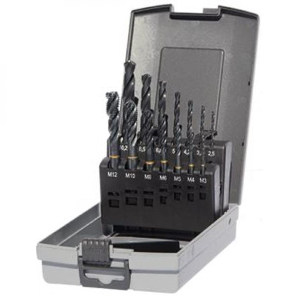 Набор метчиков и сверл guhring powertap 5698