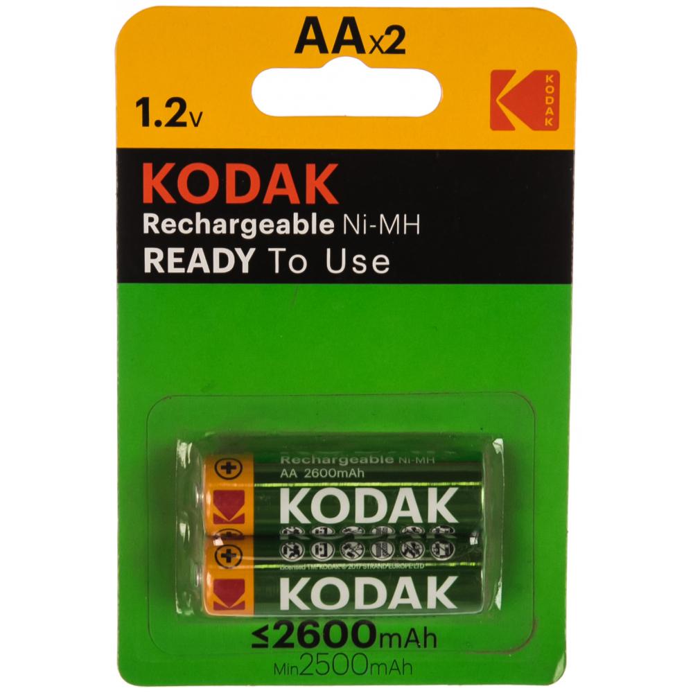 Аккумулятор kodak hr62bl kaahr2, 2600mah б0012678