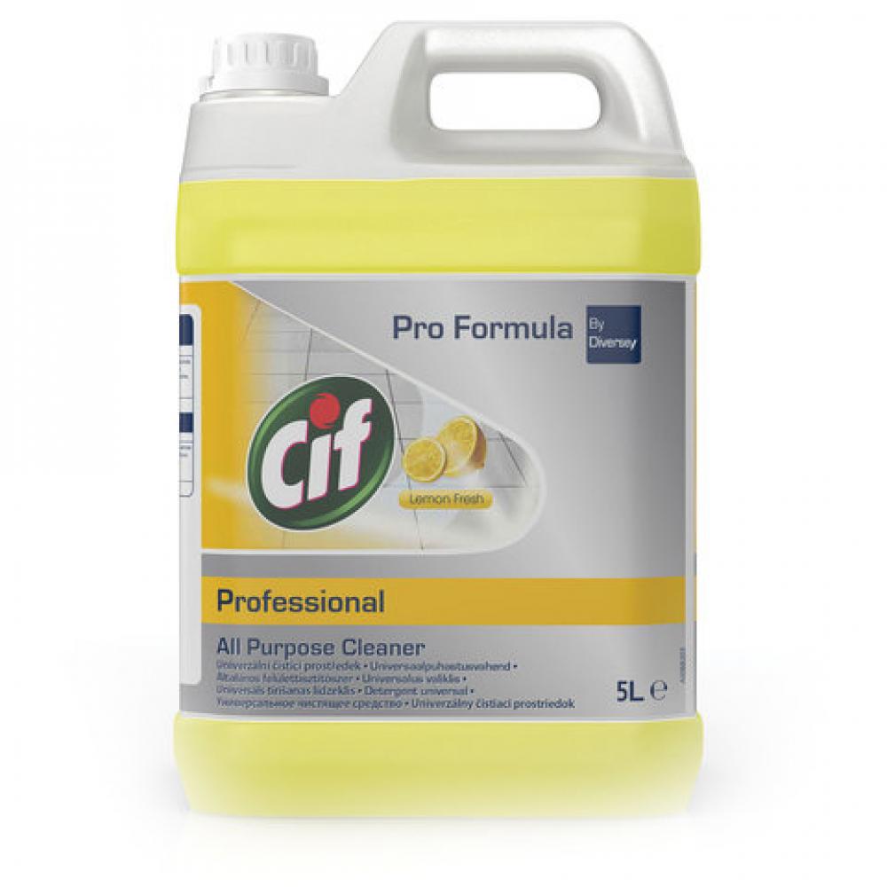 Чистящее средство cif professional 7518659 601724