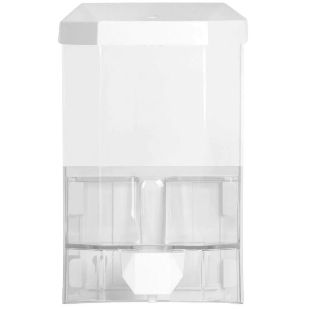 Купить Диспенсер для жидкого мыла лайма professional original, наливной, 1 л, прозрачный, пластик 605773