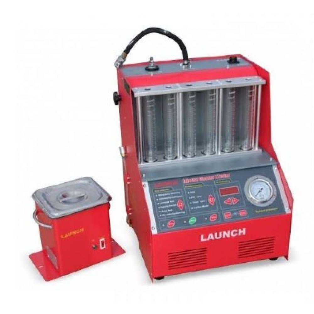 Купить Установка для тестирования и очистки форсунок cnc 602 launch lnc-028