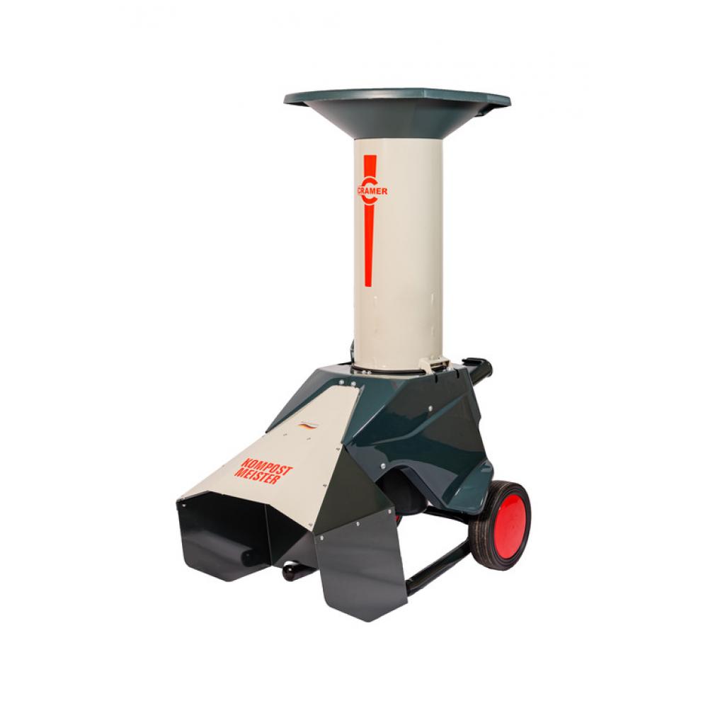 Профессиональный садовый измельчитель cramer kompostmeister silent 3500 1429368