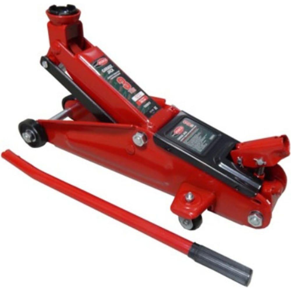 Купить Домкрат rockforce подкатной гидравлический 3тh min 135мм-h max 495мм rf-t83001
