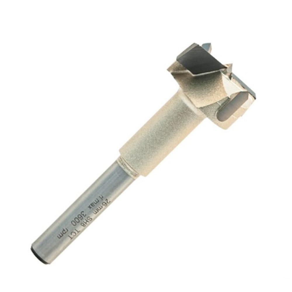 Фреза вырезная (26 мм, 76.2 мм, хвостовик