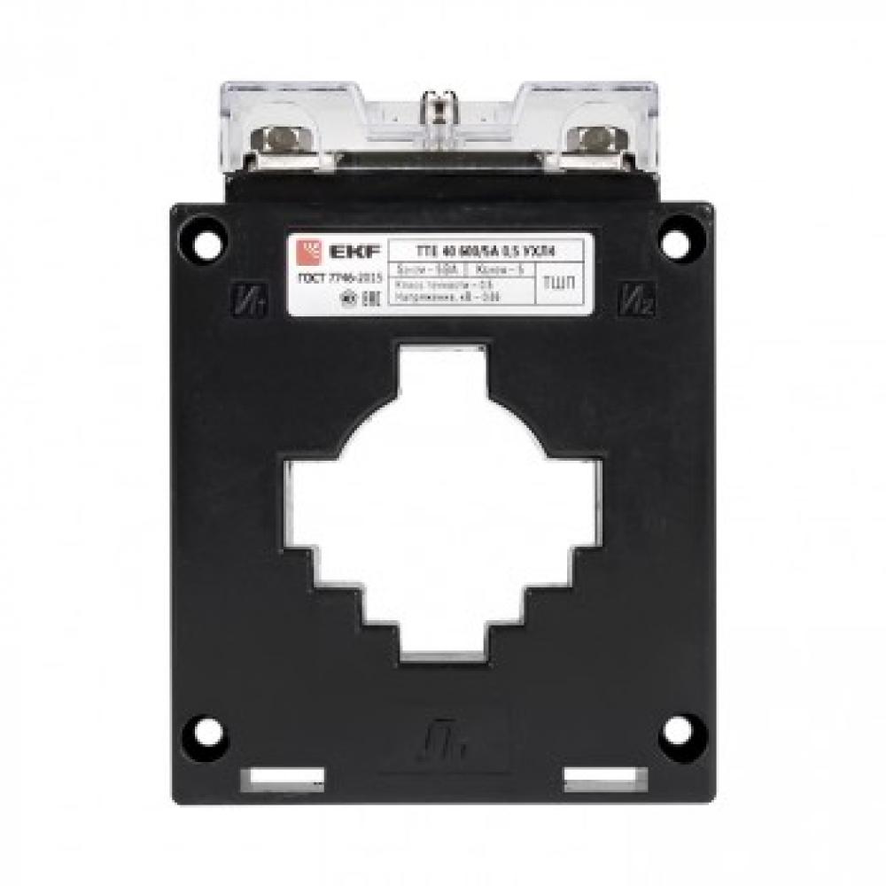 Купить Трансформатор тока ekf тте-30-300/5а класс точности 0, 5 proxima sqtte-30-300