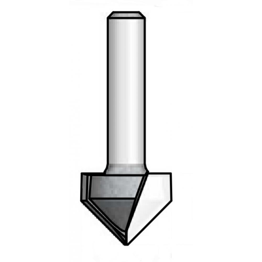 Фреза пазовая 90 градусов (31.8 мм,