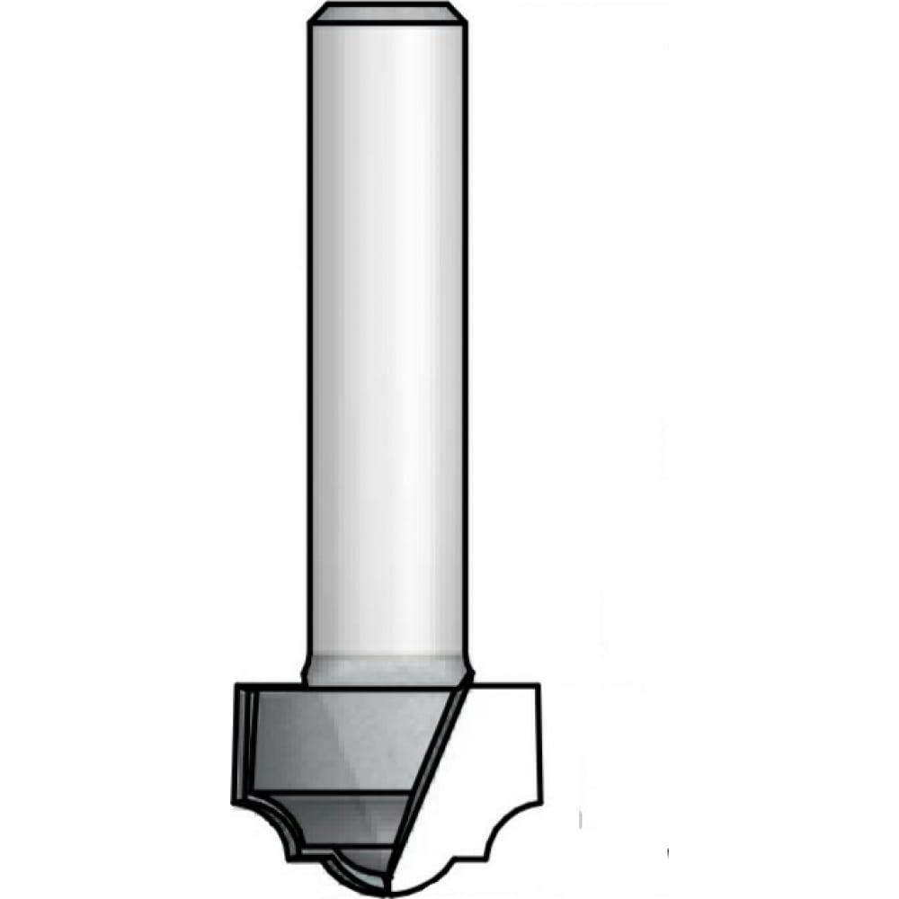 Фреза классический профиль (r 7 мм,