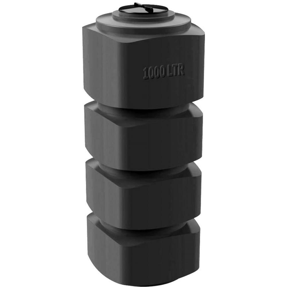 Купить Емкость polimer group f 1000 черный tf1000s1