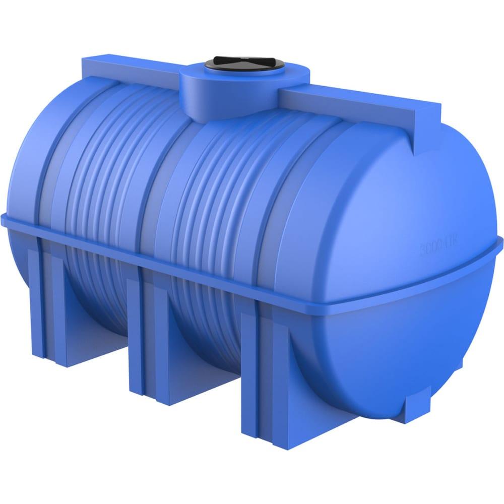 Купить Емкость polimer group g 3000, голубой tg3000s13