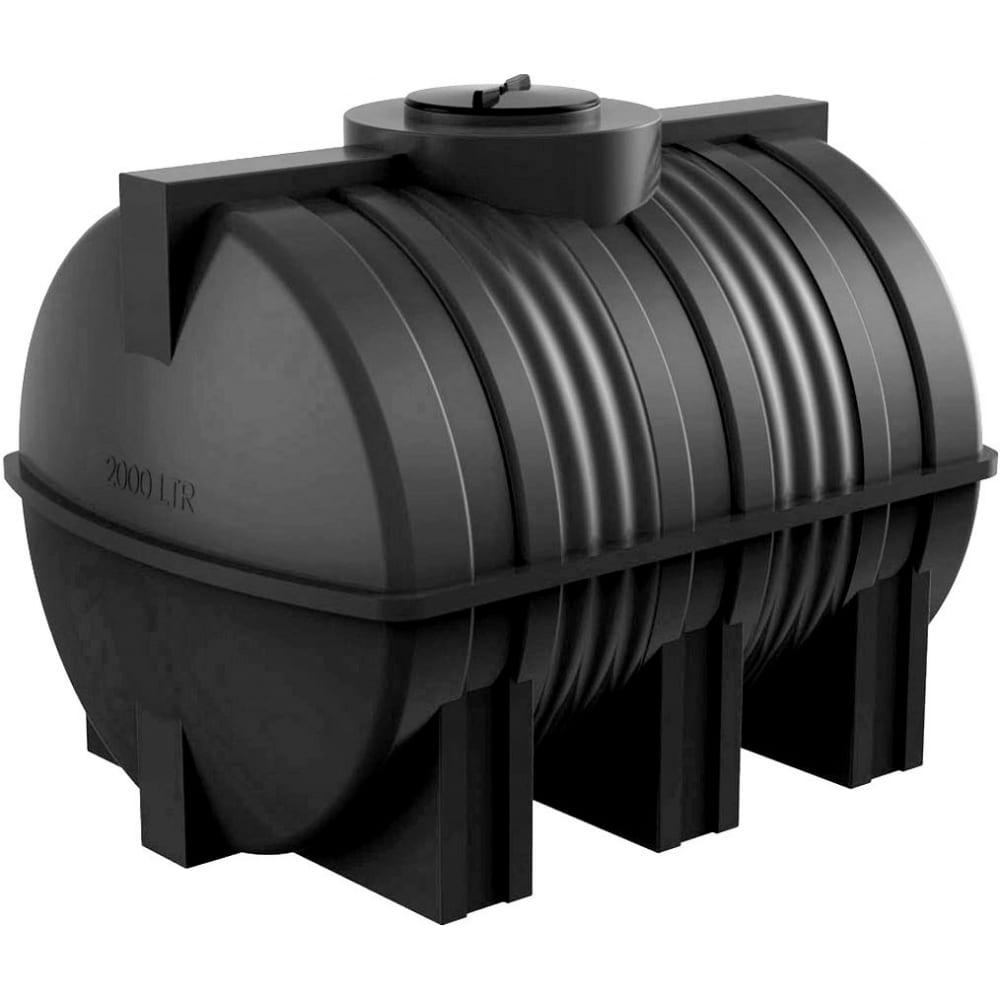 Купить Емкость polimer group g 2000, черный tg2000s1