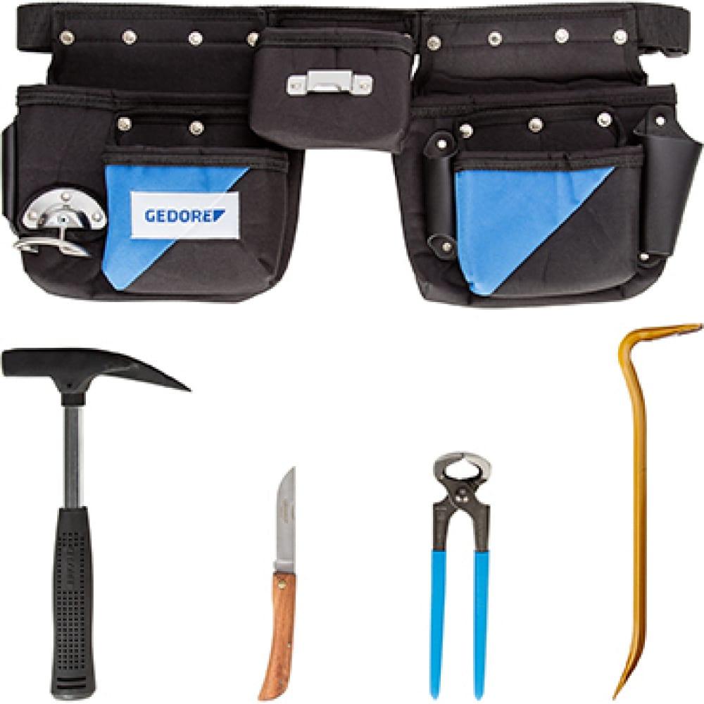 Рабочий набор инструмента, 6 шт gedore 3100588