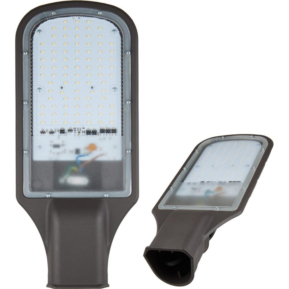 Купить Светодиодный светильник uniel уличный консольный ulv-r22h-70w/dw ip65 grey ul-00002705