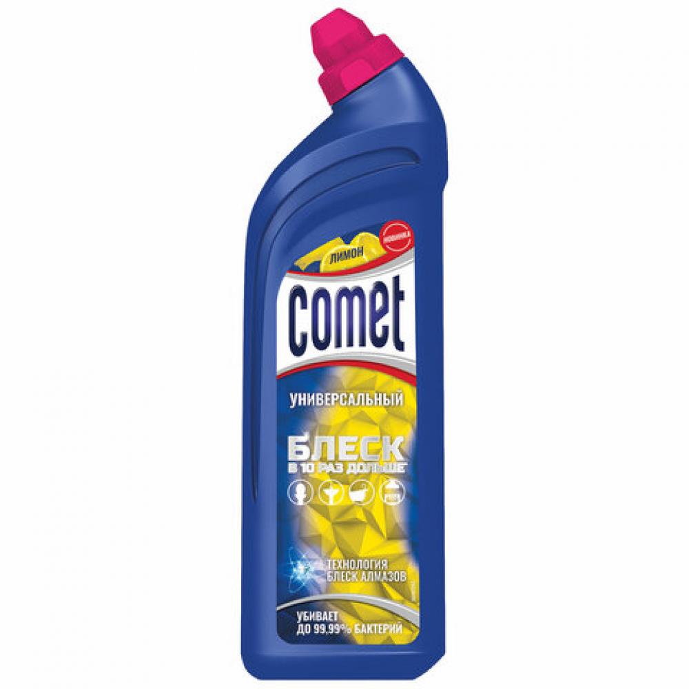 Купить Чистящее средство comet лимон 850 мл, гель 2770355 606410