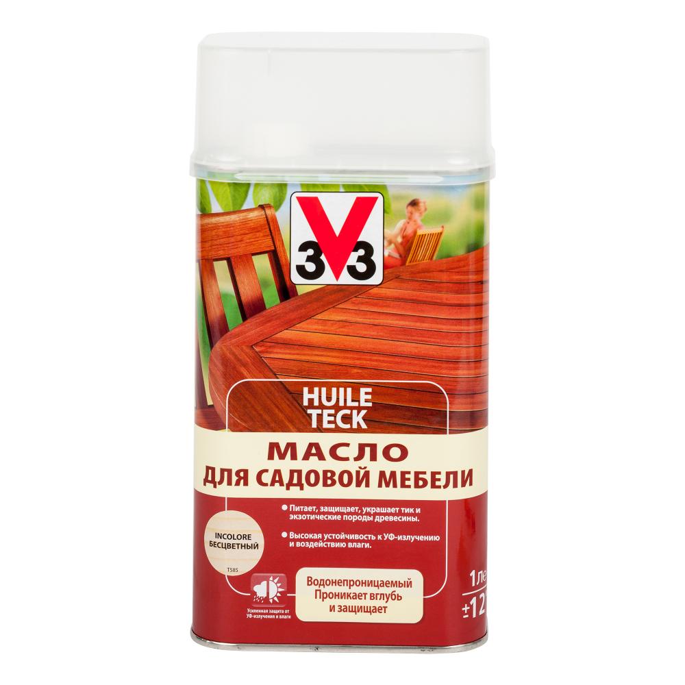 Масло для садовой мебели v33 53169