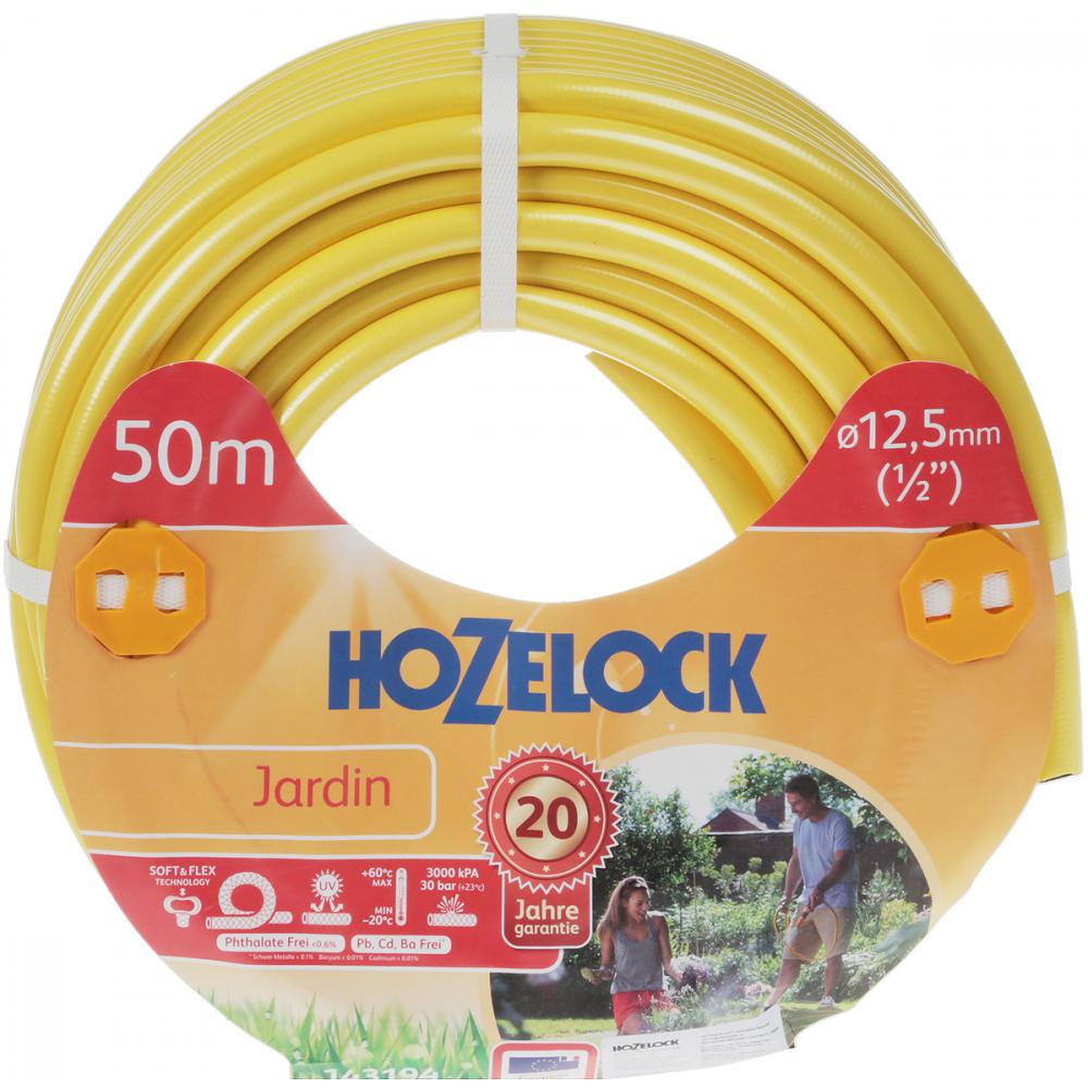 """Шланг для полива hozelock jardin 1/2"""", 50 м 143194"""