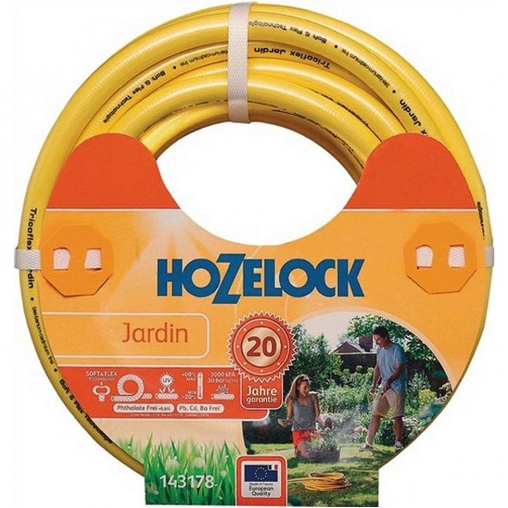 """Шланг для полива hozelock jardin 1/2"""", 20 м 143178"""