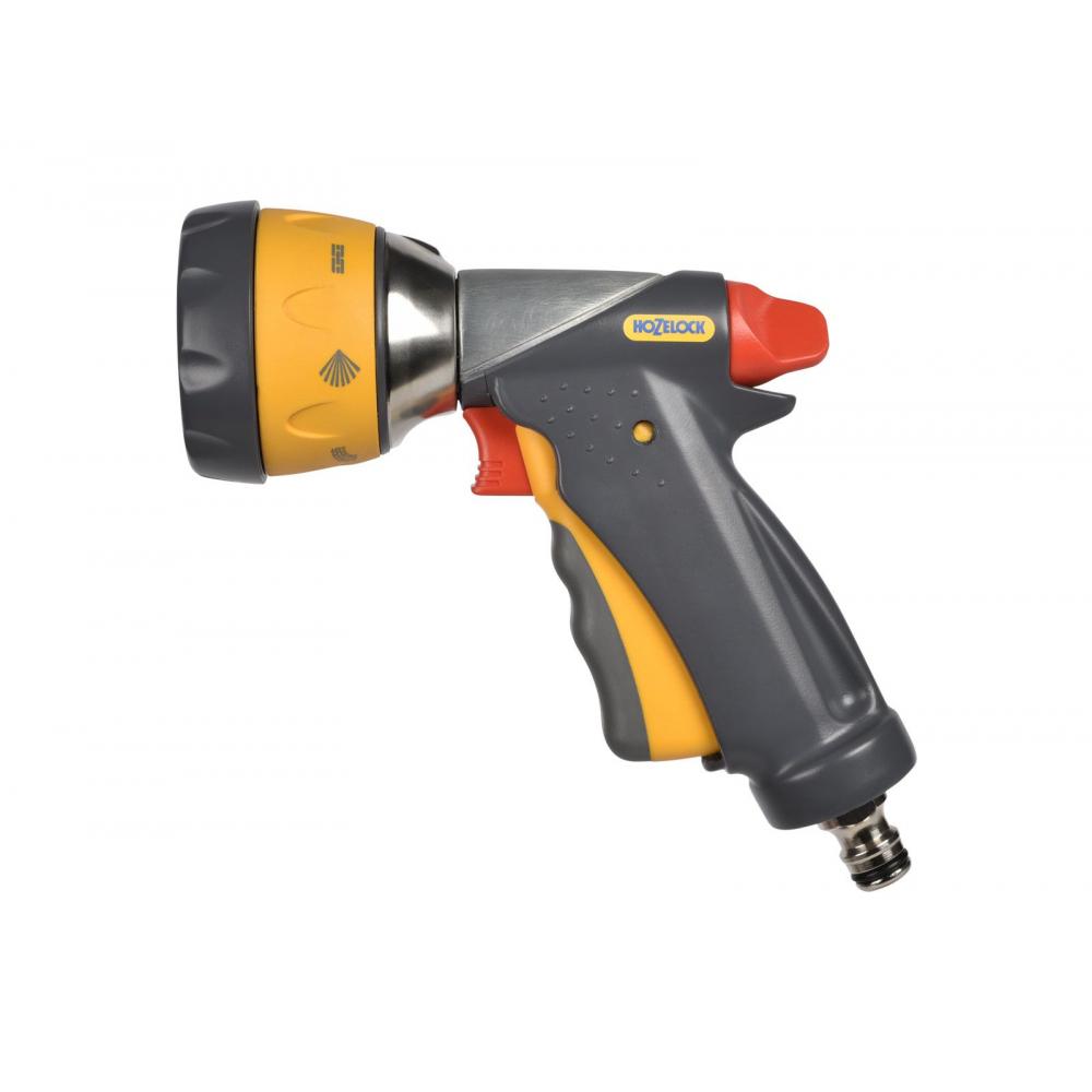 Купить Пистолет-распылитель для полива hozelock multi spray ultraмax 7 режимов 26983600