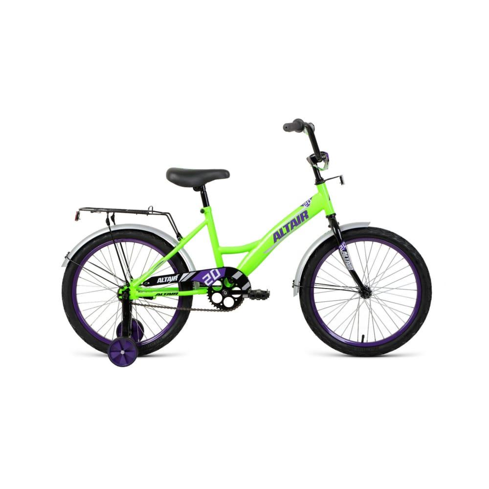 Велосипед altair kids 20, рост 13, 2019
