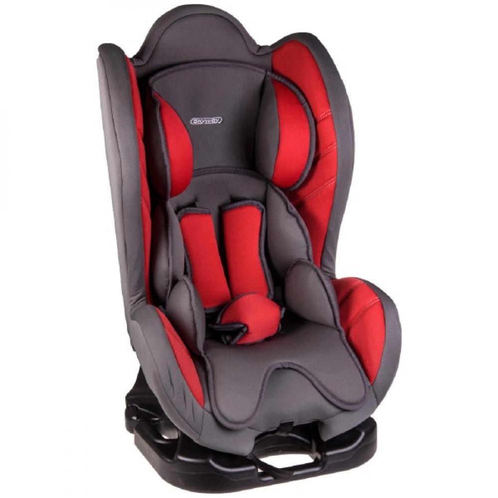 Купить Детское автокресло skyway непоседа серо/красное s02801029