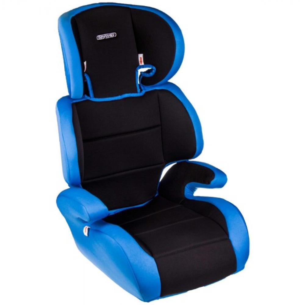 Купить Детское автокресло skyway озорник черно/синее s02801022