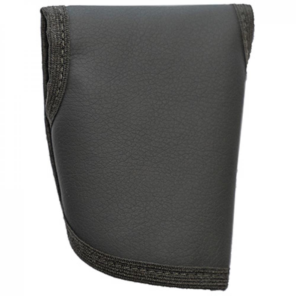 Купить Чехол рычага акпп skyway стандарт, кожзам, серый s06201018